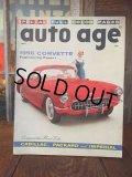 Vintage Auto Age Magazine 1956 (AL3786)