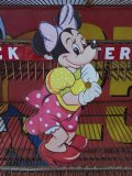 Vintage WDP Cardbord Decoration Minnie Mouse (J011)
