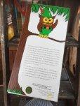 画像5: 70s Vintage Woodsy Owl Pre-school Doll w/box (J019)