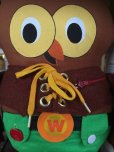 画像4: 70s Vintage Woodsy Owl Pre-school Doll w/box (J019)