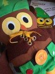 画像9: 70s Vintage Woodsy Owl Pre-school Doll w/box (J019)