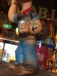 画像9: 50s Vintage Popeye Squeeze Doll (J033)