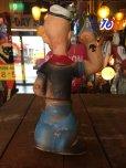 画像3: 50s Vintage Popeye Squeeze Doll (J033)