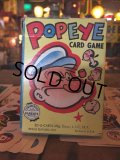 Vintage Popeye Card Game (J034)