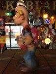 画像2: 50s Vintage Popeye Squeeze Doll (J033) (2)
