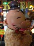 画像8: 60s Vintage Gund Popeye Wimpy Rubber face Doll (J032)