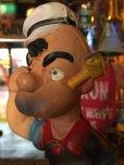 画像8: 50s Vintage Popeye Squeeze Doll (J033)