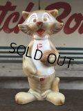 50s Vinatge Princeton University Priceton Tiger Rubber Doll (J038)
