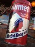 画像7: Vintage Calumet Baking Powder Can 1lb (J46)