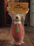 画像1: 70s Vintage Hanna Barbera Yogi Bear Squeeze Toy MIP (J067) (1)