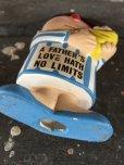 """画像7: Vintage Ceramic Doll """"A FATHER'S LOVE HATH NO LIMITS"""" (J071)"""