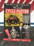 Vintage Cycle Putter Dead Stock (J073)