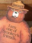 画像2: 60s Vintage Smokey Bear Souvenir Collectible (J082)  (2)