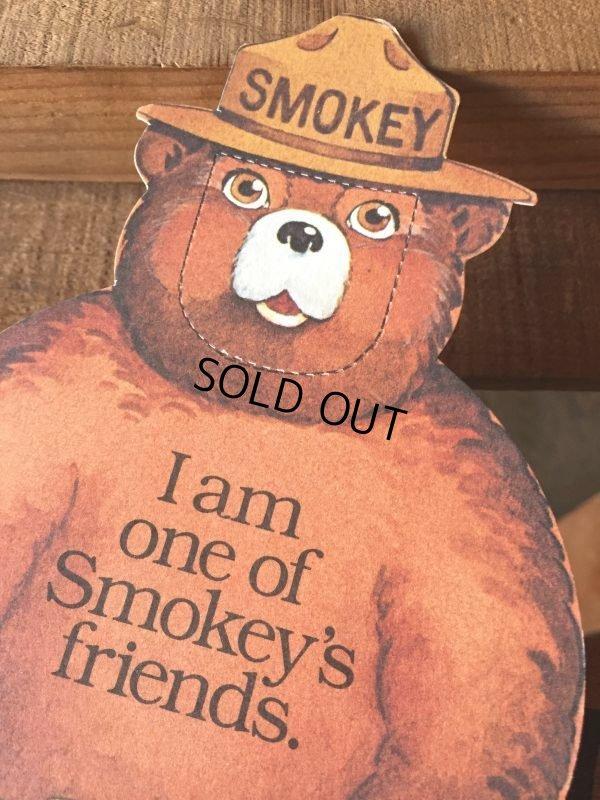 画像2: 60s Vintage Smokey Bear Souvenir Collectible (J082)