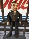 画像13: Vintage Charlie McCarthy Composition Ventriloquist Doll (J086)
