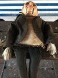 画像10: Vintage Charlie McCarthy Composition Ventriloquist Doll (J086)