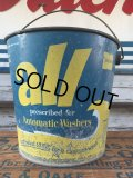 50s Vintage All Automatic Washers Bucket   (J102)