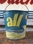 画像3: 50s Vintage All Automatic Washers Bucket   (J102)