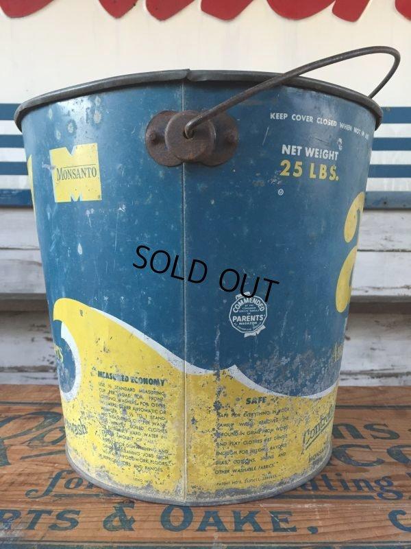 画像2: 50s Vintage All Automatic Washers Bucket   (J102)