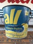 画像9: 50s Vintage All Automatic Washers Bucket   (J102)
