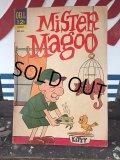 60s Vintage Dell Comic Mr Magoo (J114)