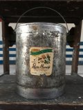 Vintage Pure Honey Can Bucket (J131)