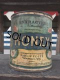 Vintage Extracted Honey Can (J129)