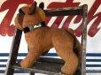 画像10: Vintage Mack Truck Bulldog Plush Doll Big Size (J135)