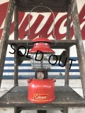 50s Vintage Lantern Coleman Black Band 200A 11/52 (J160)