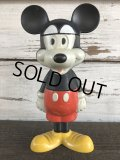 Vintage Avon bobble Bath Bottle Mickey Mouse (J168)