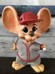 画像1: Vintage RDF Mouse Bank Baseball (J173) (1)