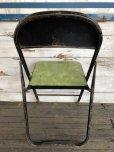 画像3: Vintage Lyon Metal Folding Chair (J200)