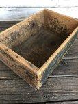 画像9: Vintage Wooden Box Waldorf (J223)
