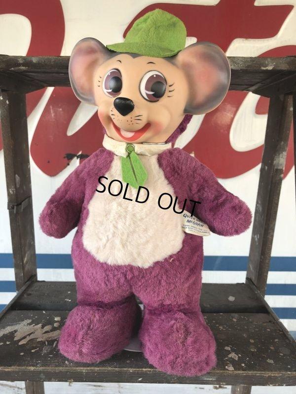 画像1: Vintage Knickerbocker Blabber Mouse (J229)