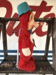 画像4: Vintage Knickerbocker Huckleberry Hound (J228)