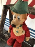 画像9: Vintage Knickerbocker Huckleberry Hound (J227)