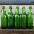 画像1: Vintage Soda Glass Bottle Rainbow (J248) (1)