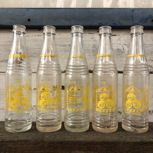 画像1: Vintage Soda Glass Bottle Jojo (J244)