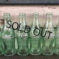 SALE Vintage Soda Glass Bottle Coca Cola return for deposit  (J240)