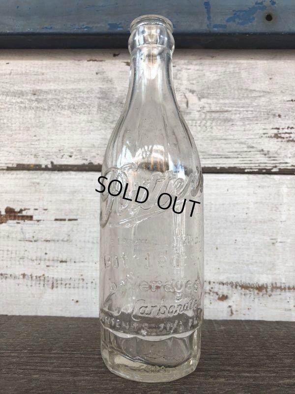 画像2: Vintage Soda Glass Bottle Ritter's (J249)