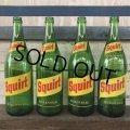 Vintage Soda Glass Bottle Squirt (J247)