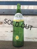 Vintage Soda Glass Bottle Fresca (J246)