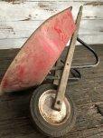 画像10: Vintage Radio Flyer Kid's Wheelbarrow (J254)