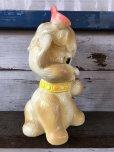 画像5: Vintage Russ Plastic Coin Bank Cute Dog (J263)
