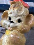 画像7: Vintage Russ Plastic Coin Bank Cute Dog (J263)