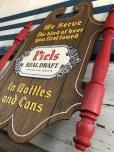 画像5: Vintage Piels Beer Wood Sign (J275)