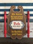 画像1: Vintage Piels Beer Wood Sign (J275)  (1)