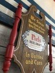 画像2: Vintage Piels Beer Wood Sign (J275)  (2)