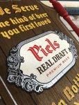 画像9: Vintage Piels Beer Wood Sign (J275)