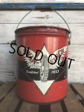 Vintage MOTUL Swan Finch Established 1853 U.S. 5 GAL (J293)